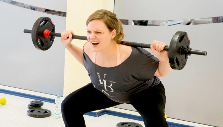 Bodypump, Frau, Sport