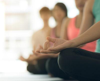 Yoga Challenge, Ich mach dann mal Sport, Mady Morrison