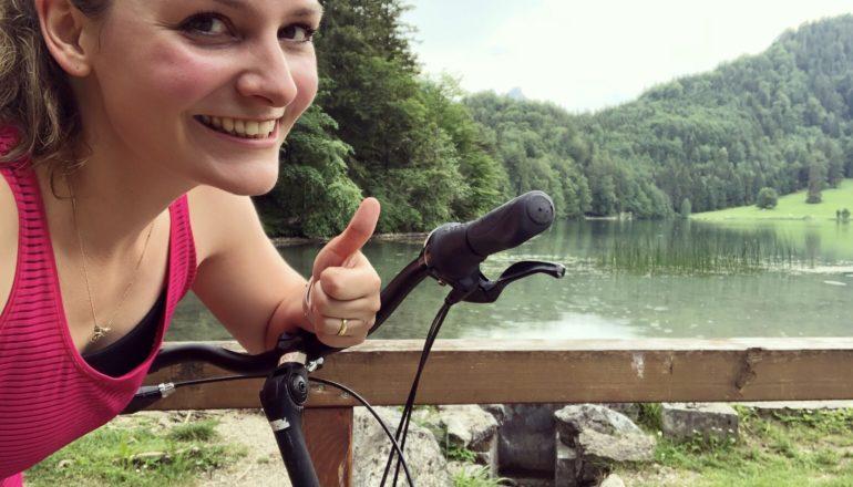 Ich wollte die besten Radtouren rund um Füssen finden. © www.ichmachdannmalsport.de/Nina-Carissima Schönrock