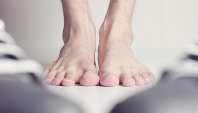 Toega ist Yoga für die Füße und ihr solltest das mal ausprobieren. ©pixabay.com/andreas160578