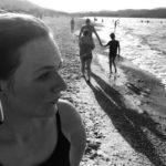 Laufen am Strand ist wie Sex. Sagen manche Läufer. © www.ichmachdannmalsport.de/Nina-Carissima Schönrock