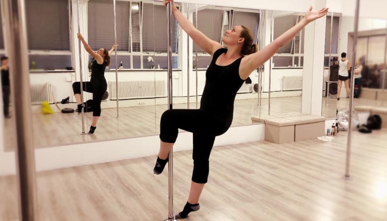 Pole Dance, Kurs