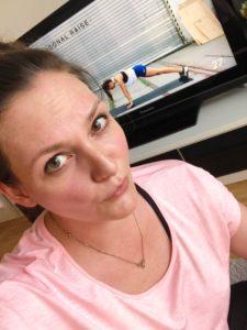 Yoga Challenge 2019 Mady Morrison
