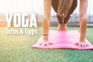 Yoga: Die besten Tipps für Sportanfänger