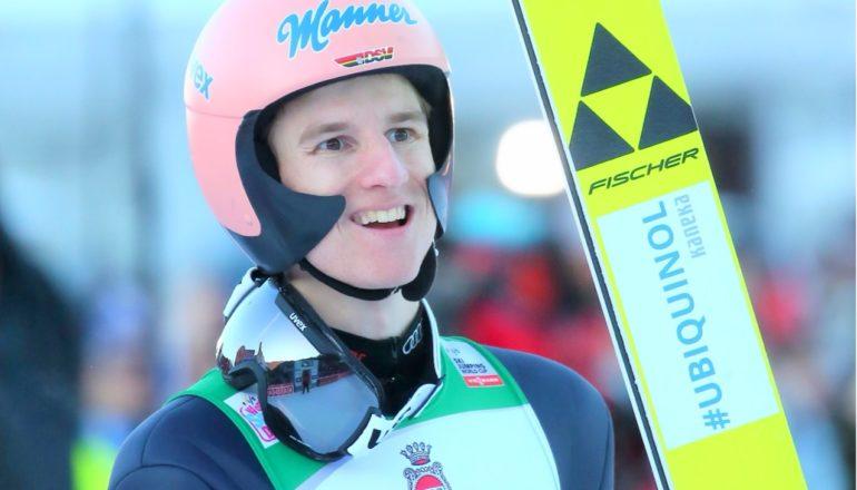 Karl Geiger, Skispringer, Skispringen