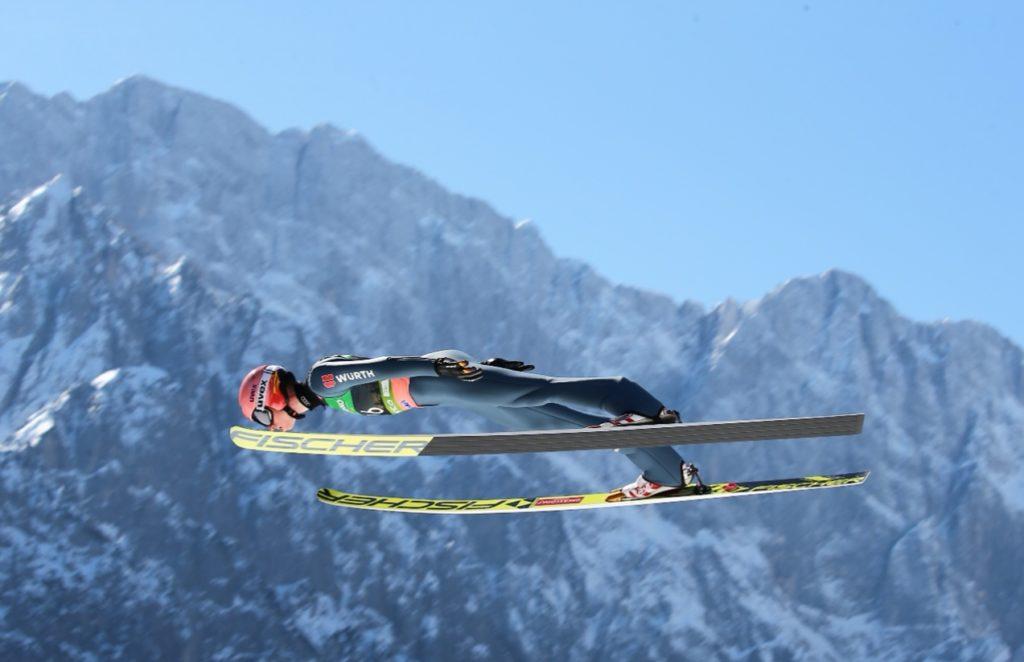 Karl Geiger, Skispringer