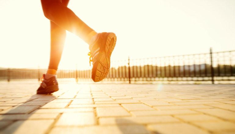 Fehler beim Laufen, Läufer, Joggen