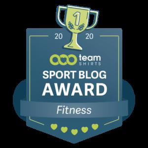 Sport Blog Award Fitness, TeamShirts