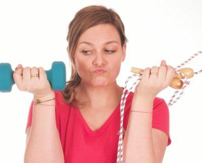 Krafttraining oder Ausdauertraining, Fitness, Ausdauertraining, Krafttraining