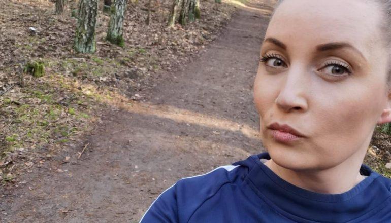 30 Tage Challenge, Leserin Kathy, Ich mach dann mal Sport