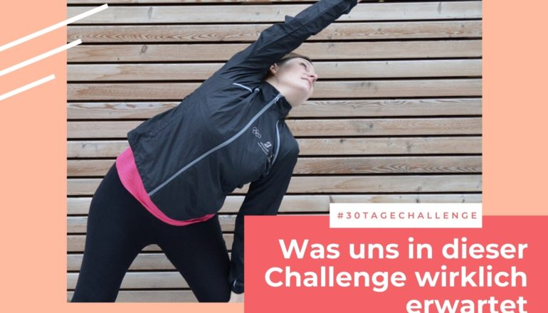 Vorbereitung Training, Training, Fitness, 30 Tage Challenge, 30 Tage Challenge 2021