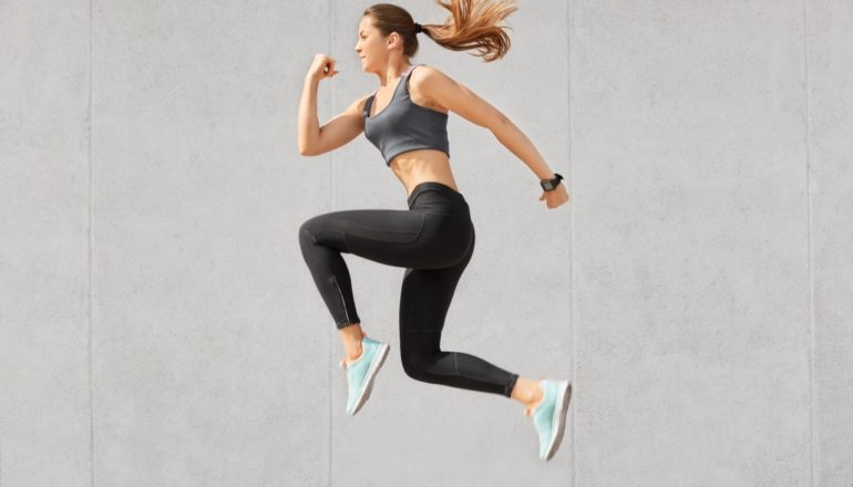 Training nach Puls, Sportanfänger, Sport, Fitness-Blog, Training mit Pulsuhr, Ausdauertraining, Frau macht Sport